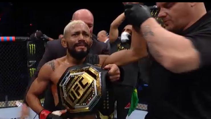 Rewelacyjne starcie i remis w walce wieczoru gali UFC 256!