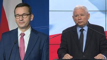Premierem Morawiecki czy Kaczyński? Sondaż