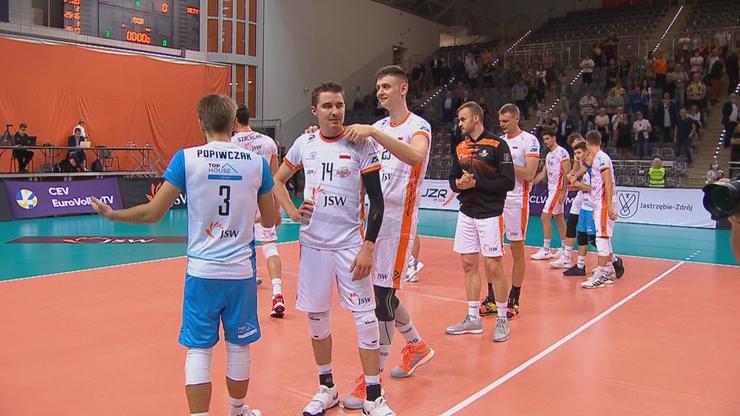 Liga Mistrzów siatkarzy: Jastrzębski Węgiel z awansem. 15-latek na parkiecie!