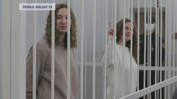 Proces dziennikarek Biełsatu. Wycofano pozew