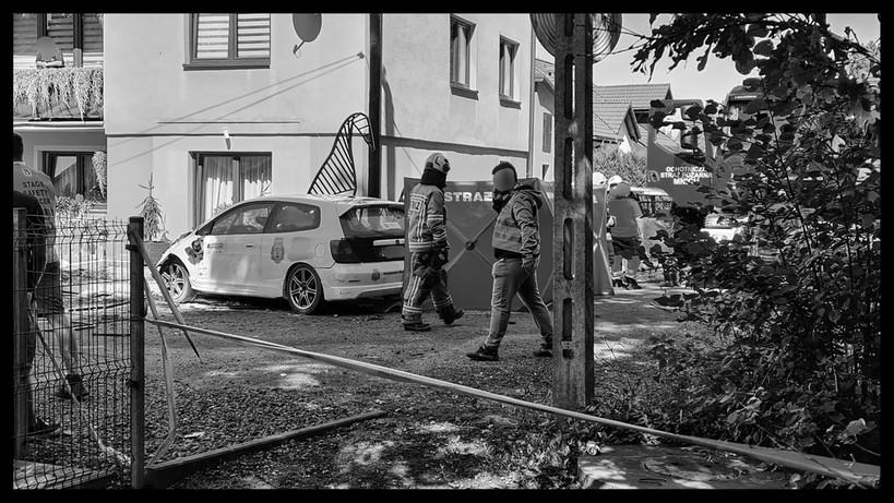 Rajd Śląska zakończony po śmiertelnym wypadku na trasie