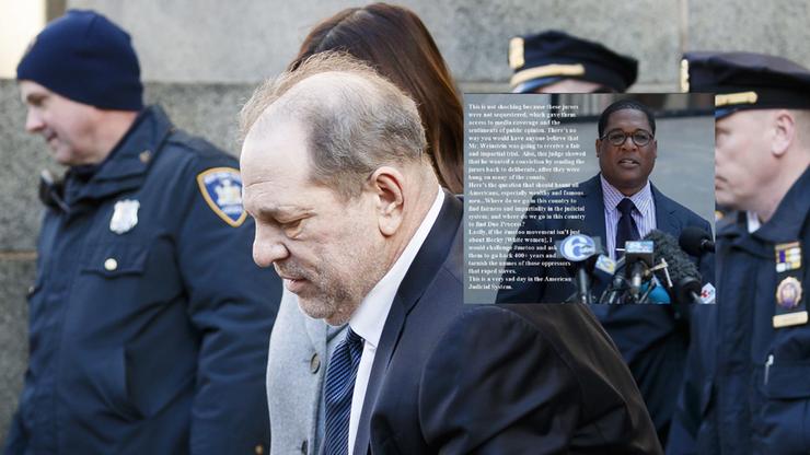 Cosby stanął w obronie Weinsteina. Obaj są skazani za gwałt