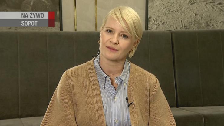 Małgorzata Kożuchowska o prawie do aborcji: jestem za wolną wolą