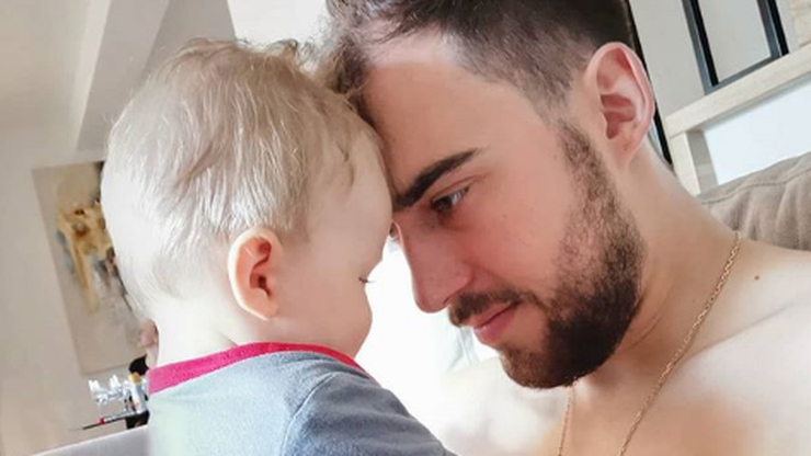 Janowicz: Syn wypełnił pustkę w moim życiu