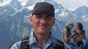 Ksiądz z Opola zaginął w szwajcarskich Alpach. Deszcz zatarł ślady