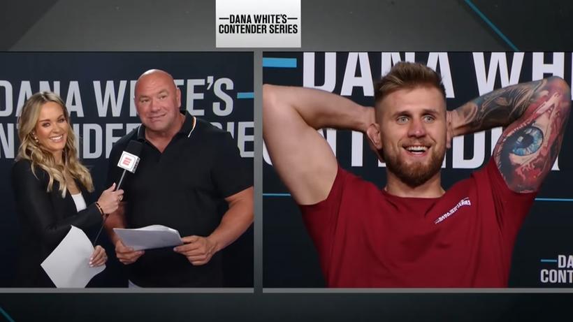Polak wywalczył kontrakt z UFC!