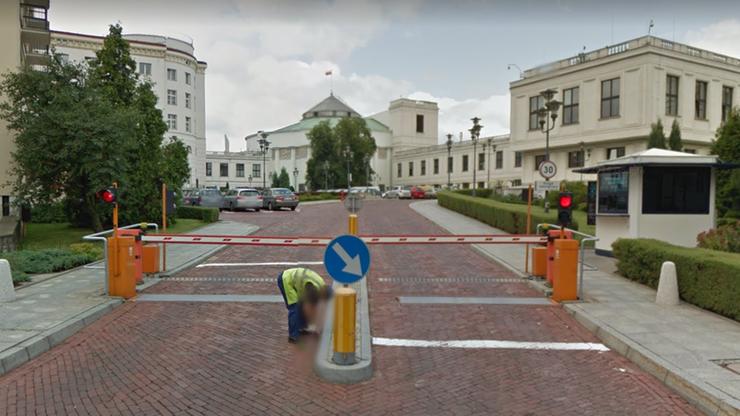Przed Sejmem powstanie nowa brama. Znamy koszt inwestycji
