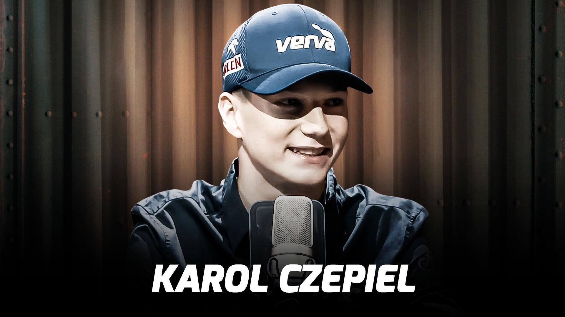 Mistrzowie Motorsportu - Karol Czepiel