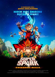 Super Spark: Gwiezdna misja