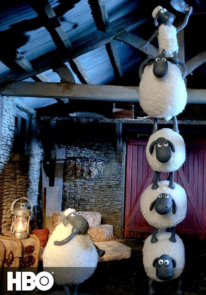Baranek Shaun: Minifilmy z farmy Mossy Bottom