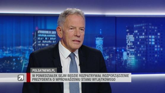 Gość Wydarzeń - Dariusz Rosati