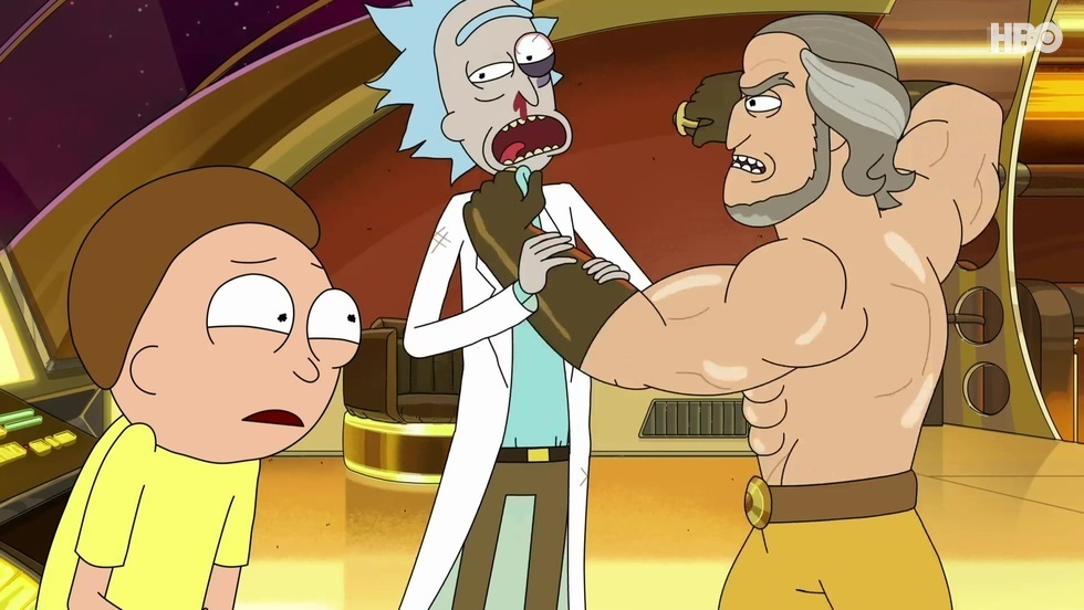 Rick i Morty IV, odc. 8