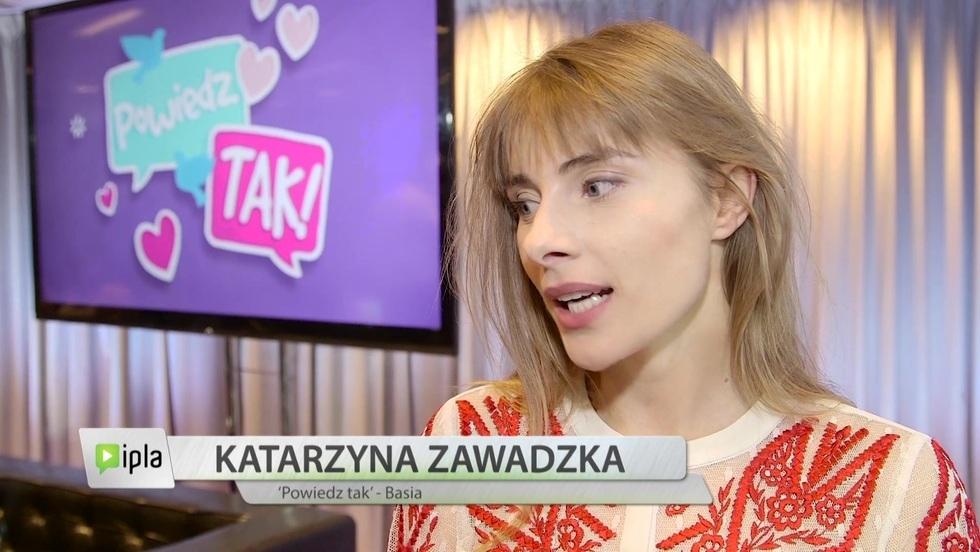 """Na antenie Telewizji POLSAT zadebiutuje nowy serial """"Powiedz TAK!"""""""