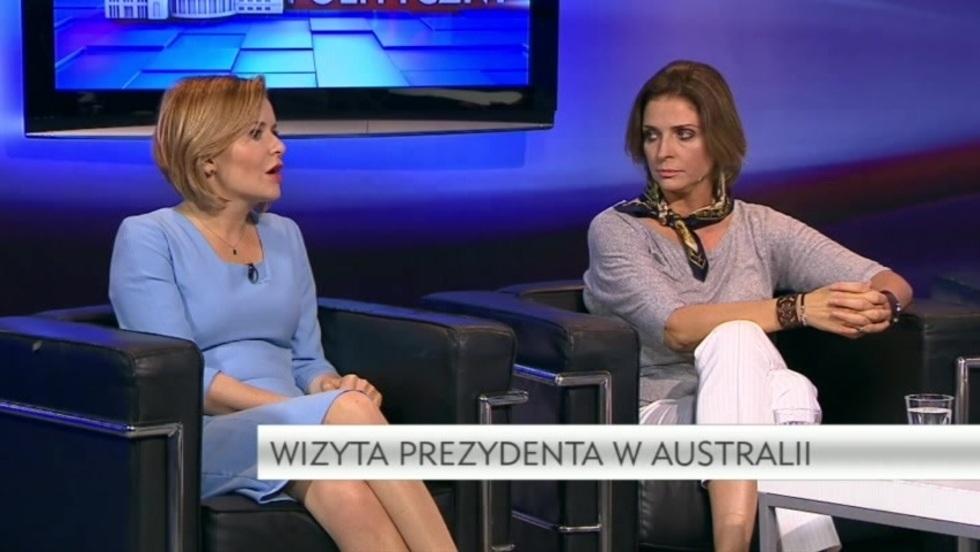 Salon Polityczny - Anna Krupka, Joanna Mucha, Agnieszka Ścigaj