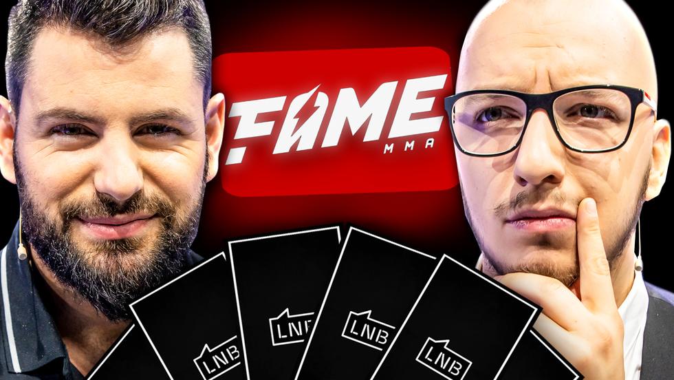 Wojtek Gola szczerze o Fame MMA!