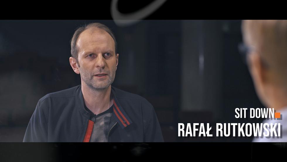 Sit down. Rozmowy o stand-upie #12 Rafał Rutkowski