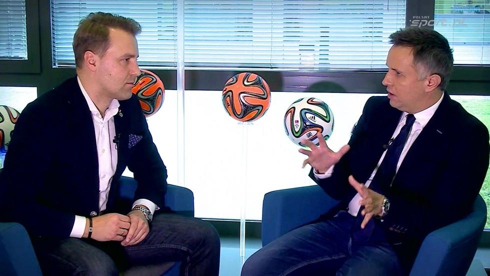 Kulisy sportu - wywiady Romana Kołtonia: Dariusz Marzec