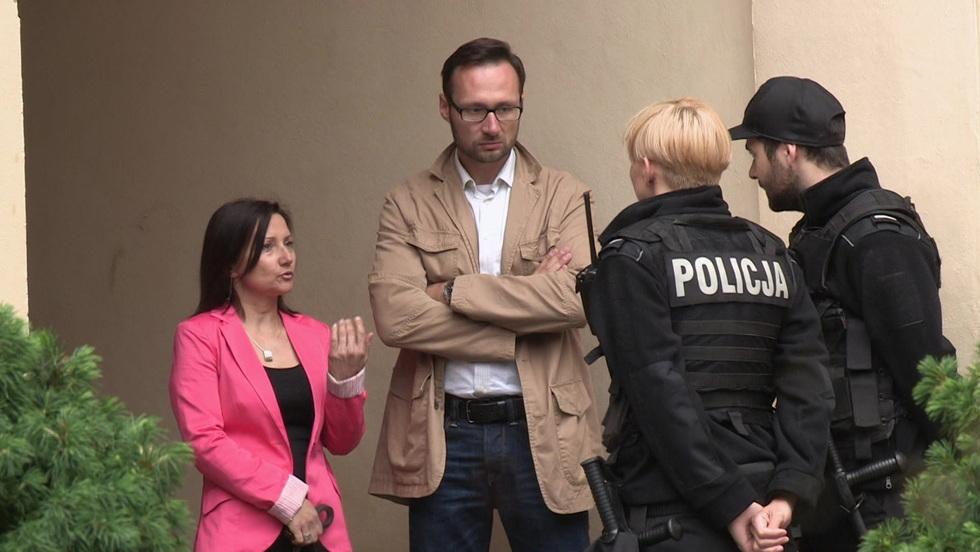 Policjantki i policjanci - Odcinek 86
