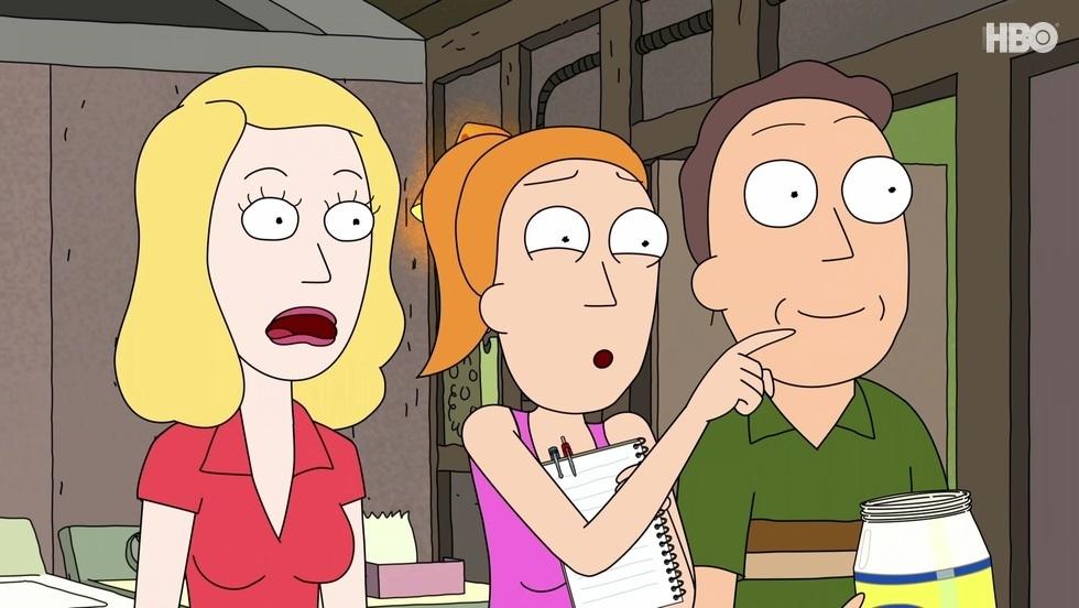 Rick i Morty I, odc. 5