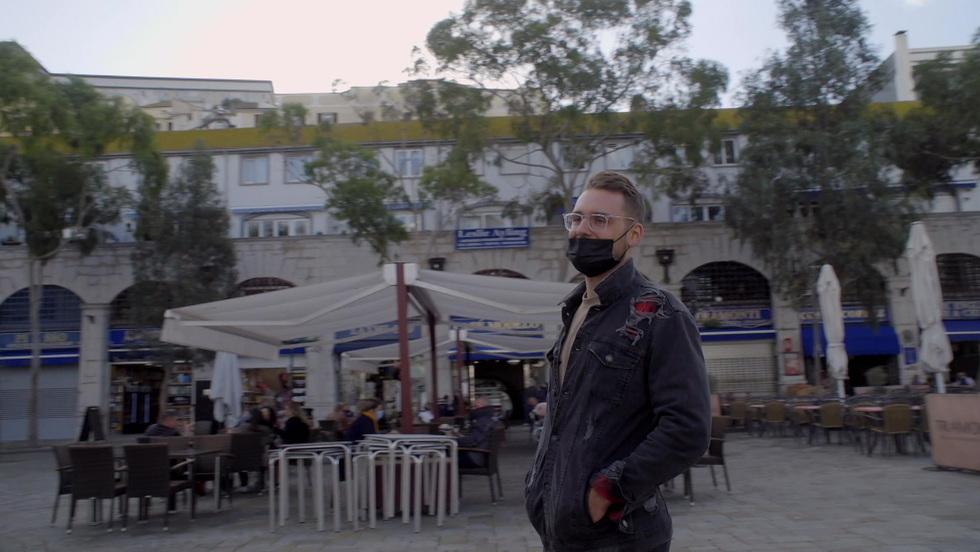 Polacy za granicą - Gibraltar