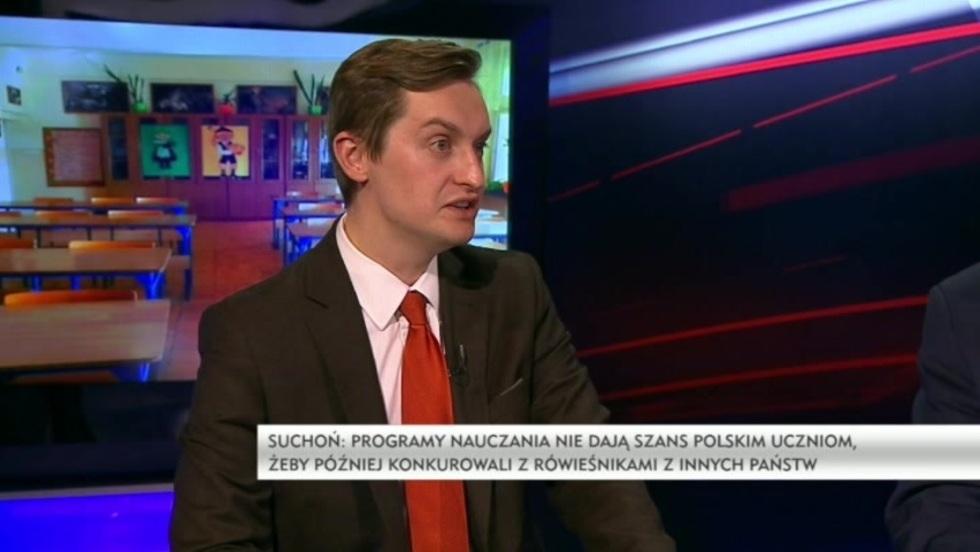 Polska w kawałkach Grzegorza Jankowskiego - Sebastian Kaleta, Mirosław Suchoń