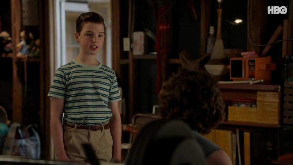 Młody Sheldon IV, odc. 3