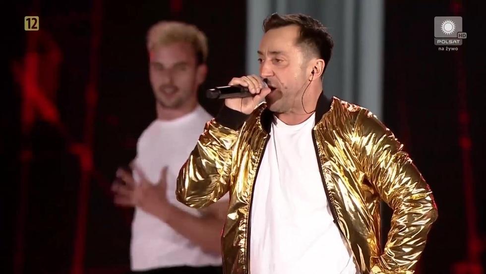 Publiczność nie dała mu zaśpiewać!