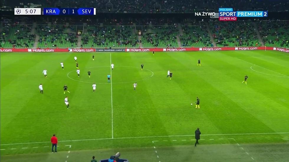 FK Krasnodar - Sevilla FC