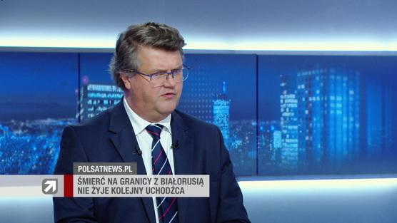 Gość Wydarzeń - Maciej Wąsik