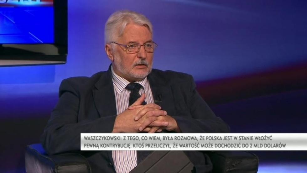 Salon Polityczny - Witold Waszczykowski