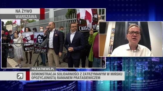 Gość Wydarzeń - Aleksy Dzikawicki i Szymon Hołownia