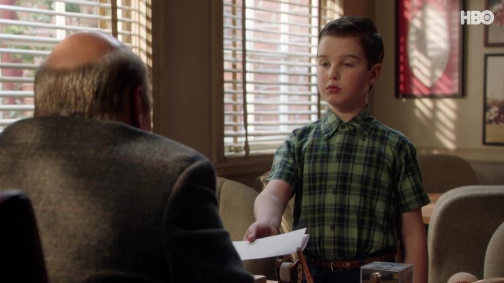 Młody Sheldon II, odc. 19