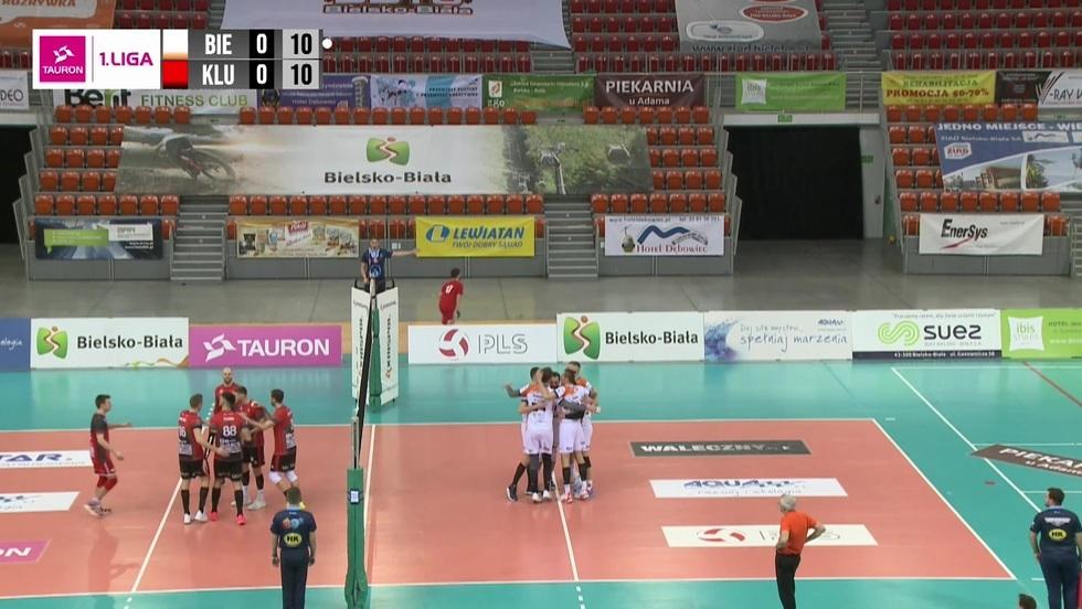 BBTS Bielsko-Biała - Mickiewicz Kluczbork