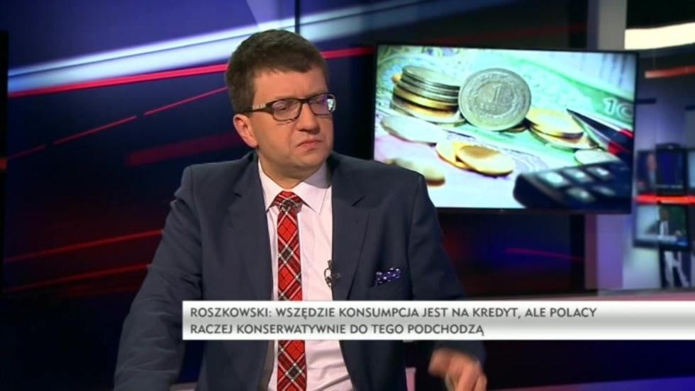 Polska w kawałkach Grzegorza Jankowskiego - Marcin Roszkowski