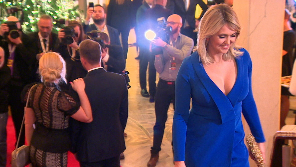 Reportaż z gali 25-lecia Telewizji Polsat
