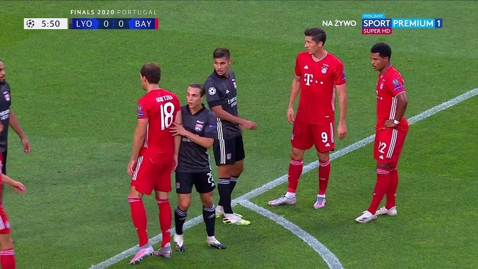 Olympique Lyon - Bayern Monachium