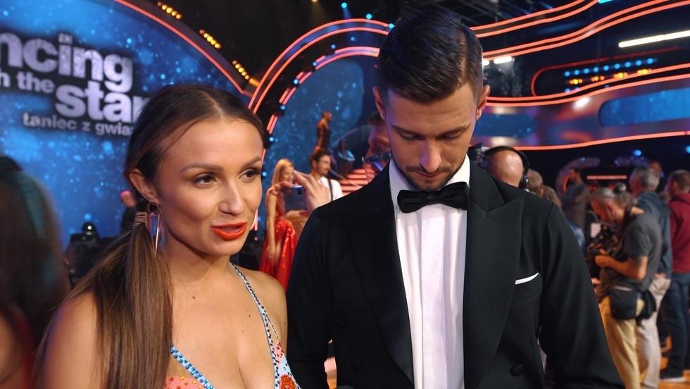 Mikołaj Jędruszczak zatańczył ze specjalną dedykacją dla zmarłej mamy