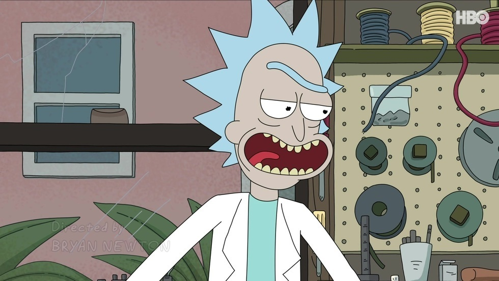 Rick i Morty IV, odc. 3