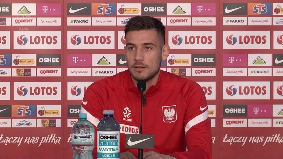 Konferencja prasowa reprezentacji Polski - 25.05.2021
