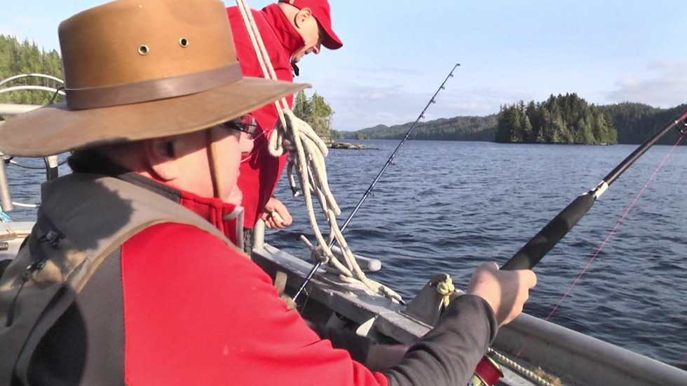 Taaaka ryba - Odcinek 159